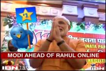 Narendra Modi the most popular Indian politician on Twitter