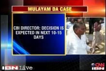 No decision on filing closure report in Mulayam DA case: CBI chief