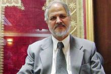 Najeeb Jung appointed as the new Lt Governor of Delhi