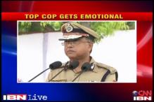 Speaking on his stint, outgoing Delhi Police chief turns emotional