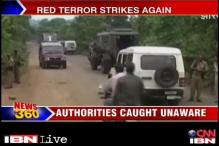 News 360: Naxals ambush police convoy and kill SP, 4 other policemen