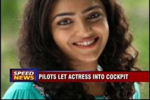 2 Air India pilots suspended for allowing an actress inside cockpit