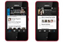 LinkedIn app launched for budget Nokia Asha Full Touch and 501 series