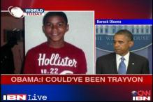 Barack Obama compares himself to Trayvon, says he has faced racial discrimination