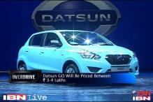 Overdrive: Datsun Go unveiled in India, to be launched in early 2014