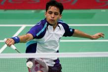 Parupalli Kashyap launches Shuttle Express in Lucknow