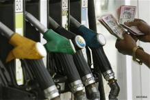 Petrol price hiked by Rs 1.55 per litre; marks fourth increase since June