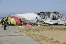 Pilots in Asiana crash relied on automatic equipment for airspeed