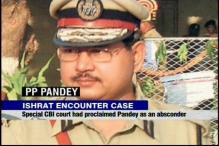 Ishrat Jahan case: SC protects PP Pande from arrest for two days