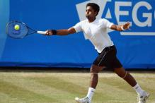 Amritraj crashes out; Divij records 1st ATP Tour win
