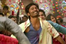 Dhanush enjoys wearing the traditional outfit 'dhoti'