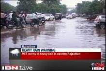 Rajasthan: Heavy rainfall expected in eastern parts of state, says Met