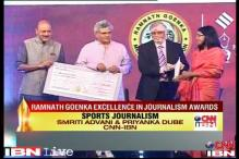 CNN-IBN wins big at the Ramnath Goenka Excellence in Journalism Awards