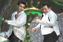 Ranbir to emulate dad Rishi Kapoor in a a song for 'Besharam'