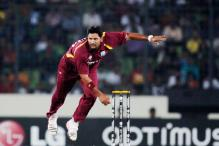 Holder replaces injured Rampaul in West Indies team for tri-series