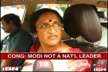Narendra Modi is not a national leader, says Rita Bahuguna Joshi