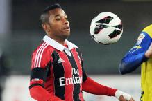 Adriano Galliani confirms Robinho staying at Milan