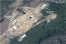 Satellite image suggests work at North Korea's nuke site halted