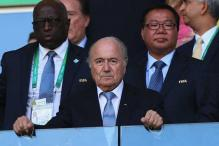 Blatter hails electric Maracana, predicts great World Cup