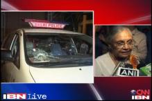 Delhi firing: Chief Minister Shiela Dixit orders magisterial probe