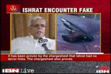 Ishrat case: Gujarat government, police trying to hide truth, says JD(U)