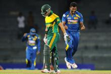Sri Lanka call up two newcomers for final ODI against South Africa