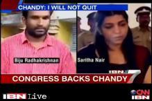 Solar panel scam: Congress backs embattled Kerala CM Oommen Chandy