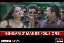 'Singam 2' collects Rs 20.4 crore in Tamil Nadu