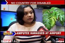 Should Indian airports be more sensitive towards the differently abled?