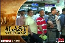 Bangalore: People queue up at post office to send their last telegram