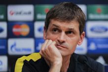 Vilanova steps down as Barcelona coach following recurrence of throat cancer