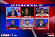 Has the economist Prime Minister failed the economy?