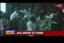 TN: Jayalalithaa orders SIT probe in BJP state unit General Secretary's murder