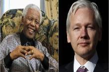Toronto film festival to debut films on Mandela, Assange