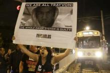 Trayvon Martin's parents lead protests over Zimmerman verdict