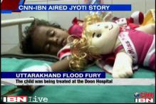 Uttarakhand: 3-year-old injured girl identified after nearly two weeks