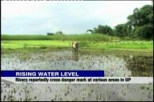 UP rains: Rivers continue to flow above the danger mark
