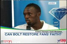 Bolt insists 'I am clean' amid recent doping scandals