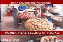 Floods push up vegetable prices in Delhi, Mumbai