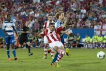 Stoke City beat FC Dallas 1-0 in friendly