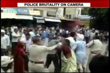 MP: Police officer caught on camera assaulting a woman