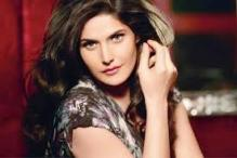 Zareen Khan is trying hard to lose weight