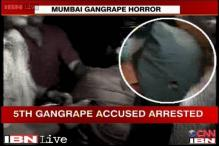 Mumbai gangrape case cracked, Crime Branch arrests fifth accused