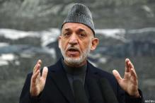 Afghan President Hamid Karzai discusses bilateral ties with Italian PM