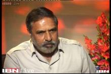 Commerce Minister Anand Sharma blames judiciary for India's economic crisis