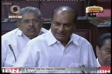 BJP slams Antony for contradictory statements