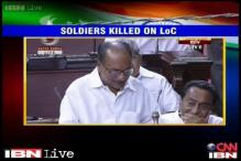 LoC killings: Blame game within the government on Antony's statement