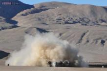 In Pics: IAF lands C 130J-30 Super Hercules aircraft at Daulat Beg Oldie in Ladakh
