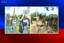 Assam: Violent protest for more states continue