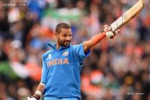 Shikhar Dhawan's 248 drives India A to 433 for 3